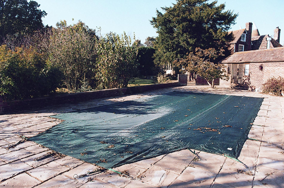 Winter Debris Pool Covers