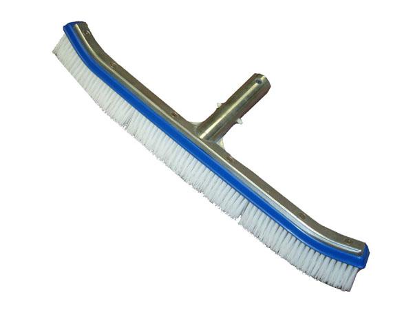 Aluminium Backed 36 inch Pool Brush (Colour Blue)