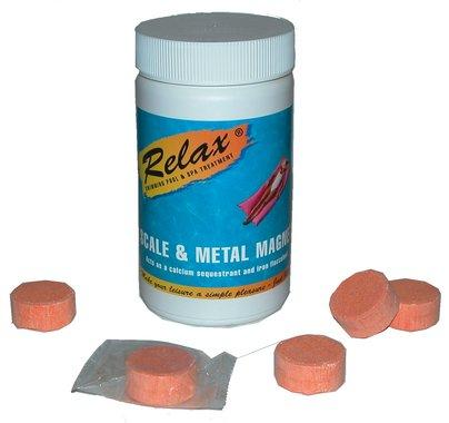 Relax Scale & Metal Magnet 400g