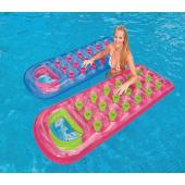 Intex 18 Pocket Lounger PINK