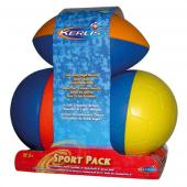 Set of 3 Neoprene Balls