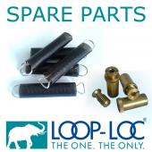 Insist on genuine Loop-Loc spare parts