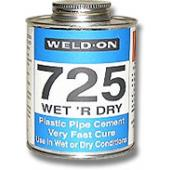 Weld-on Wet/Dry Fast Cure Adhesive - 240ml