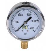 1/4 inch Pressure Gauge