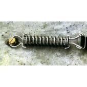 Brass Flush Fixing Anchor & Stainless Steel Spring