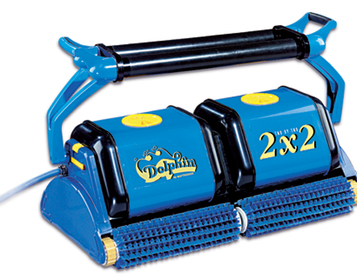 Dolphin 2X2 Commercial Automatic Pool Cleaner