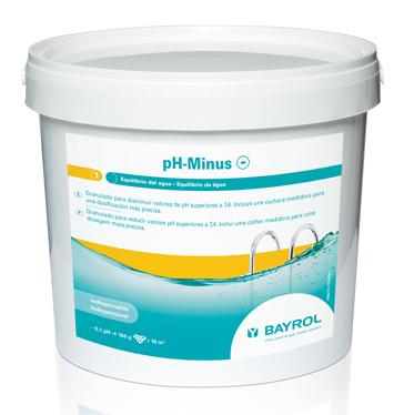 Bayrol Ph Minus Dry Acid For Swimming Pools